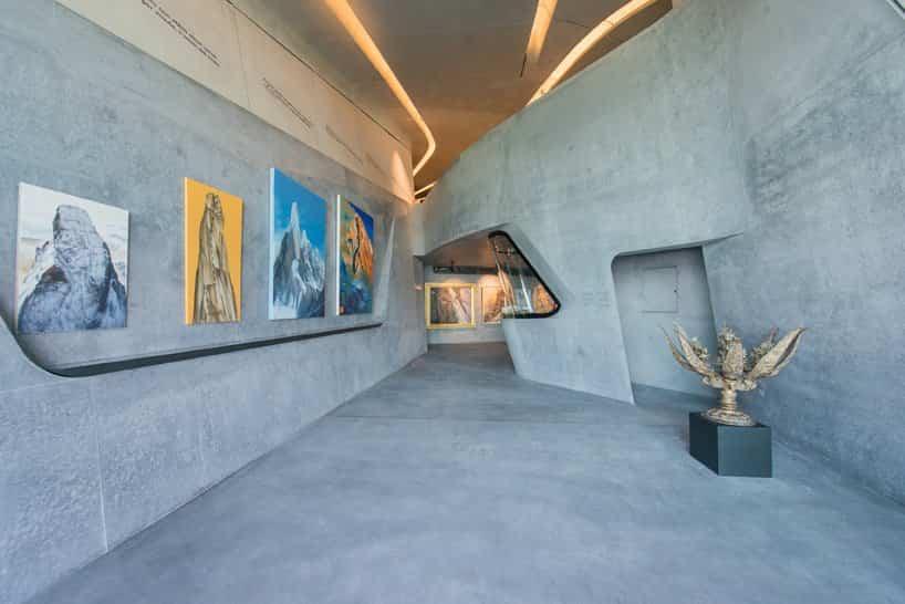 museo en los alpes italianos 8
