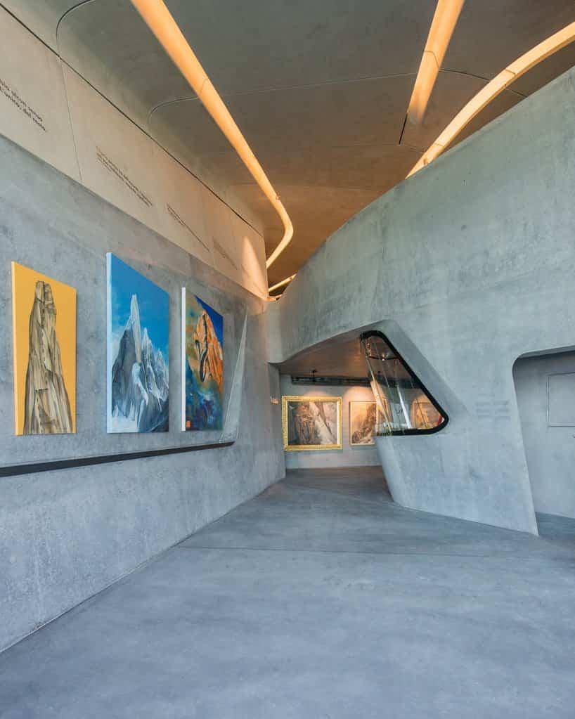 museo en los alpes italianos 9