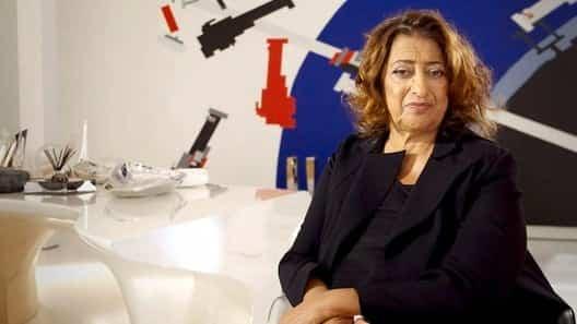 Festival de Arquitectura 2015 de Rotterdam - Zaha Hadid who dares wins