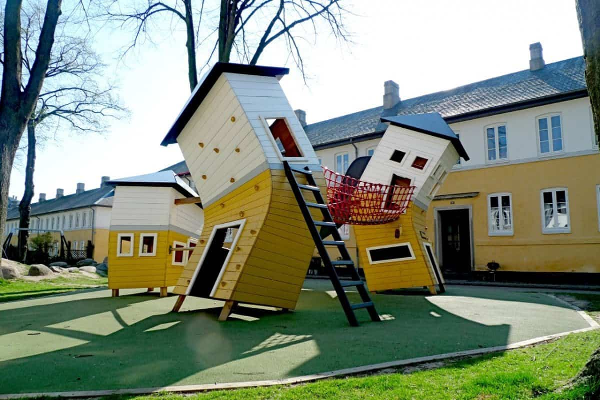 parque infantil Brumlebyen