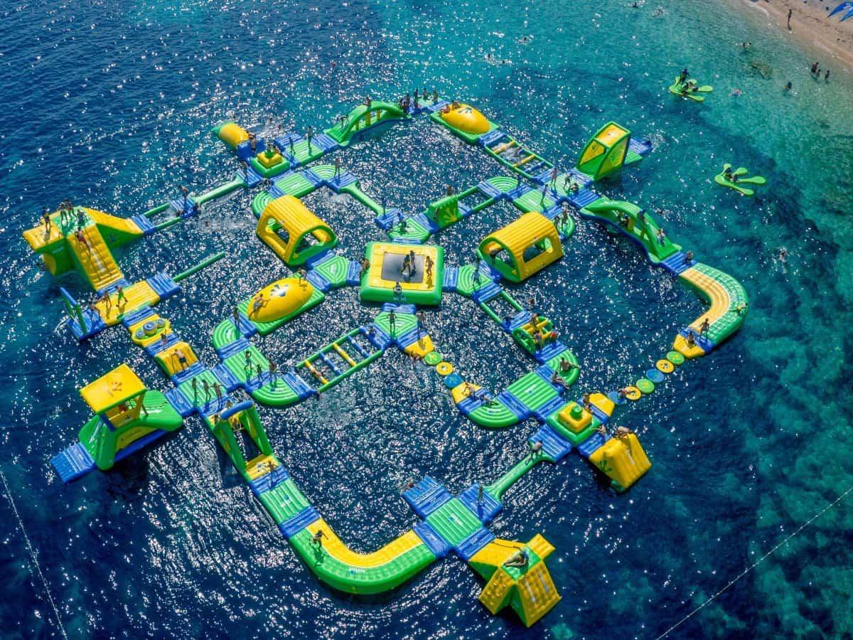 parque infantil Wibit Sports GmbH