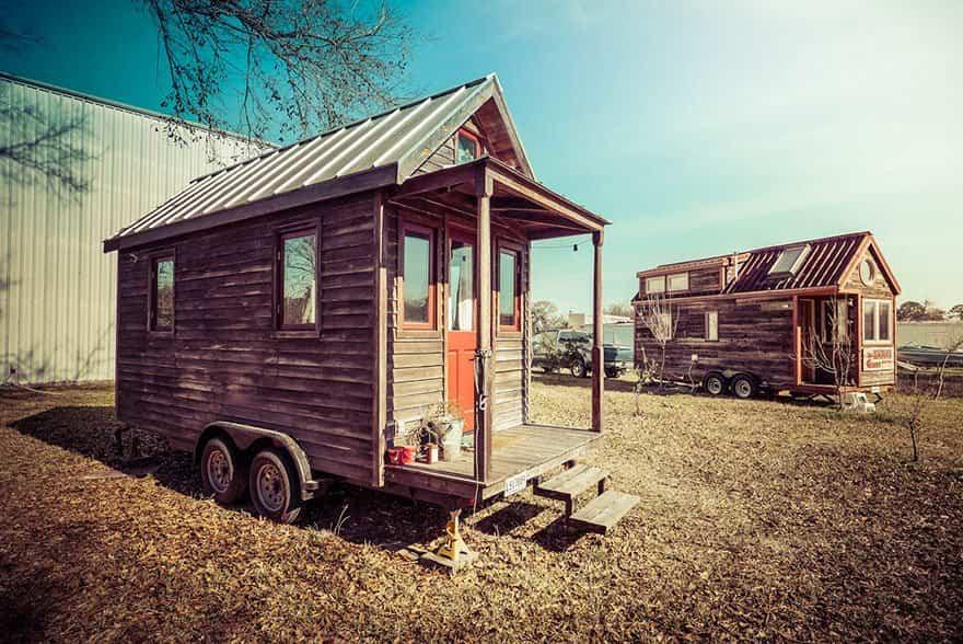 casa diminuta en louisiana sobre ruedas