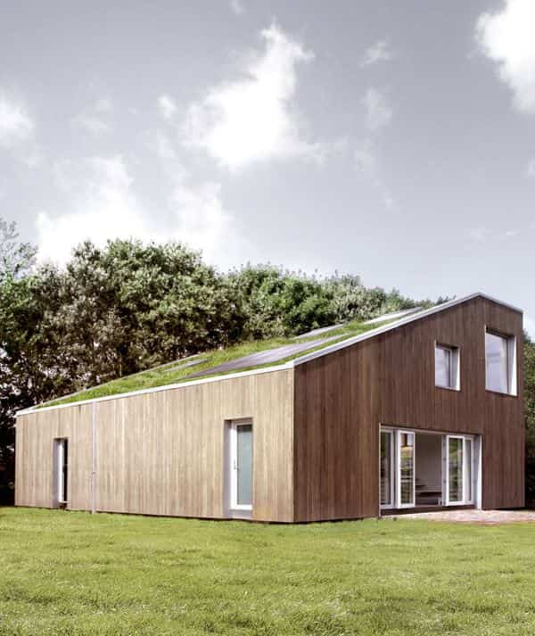 casa minimalista contenedores de transporte 3
