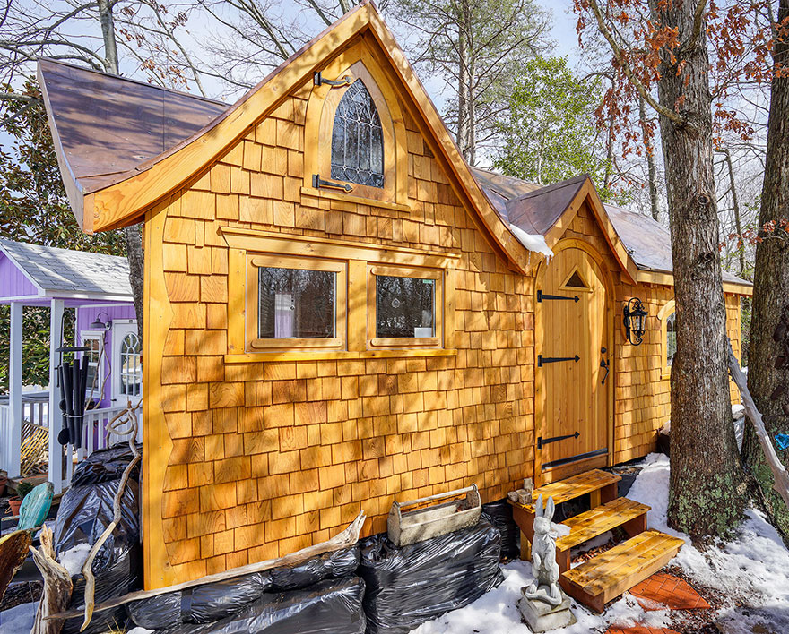 casa pequeña en maryland