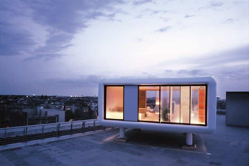 Loft diseñado por Werner Aisslinger