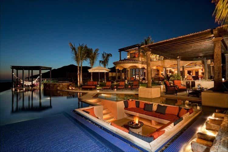 ideas para decorar tu hogar - patio lujoso