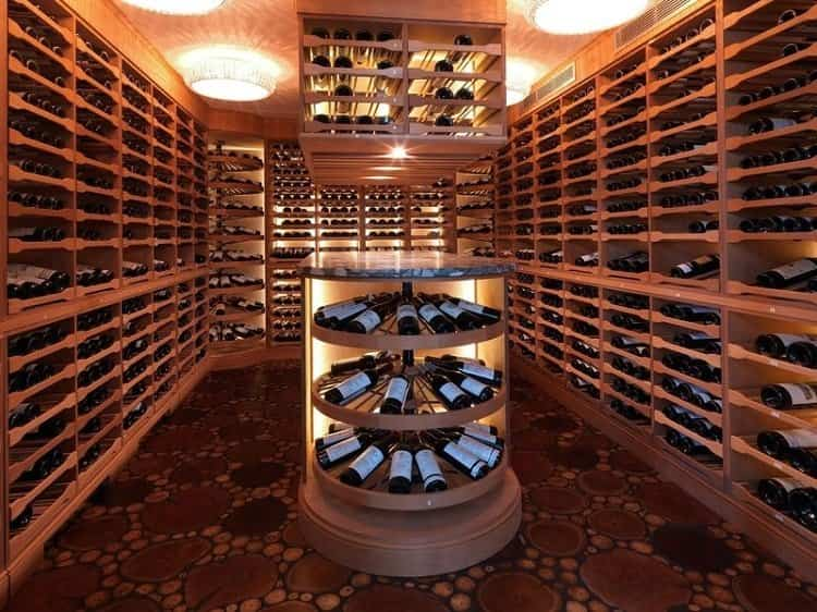 ideas para decorar tu hogar - vinoteca
