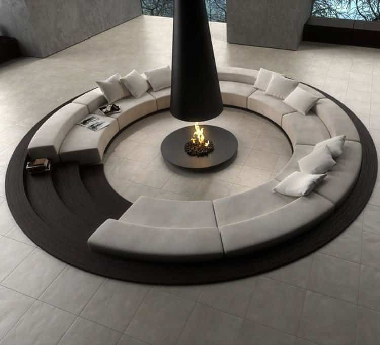 ideas para decorar tu hogar - salón de lujo
