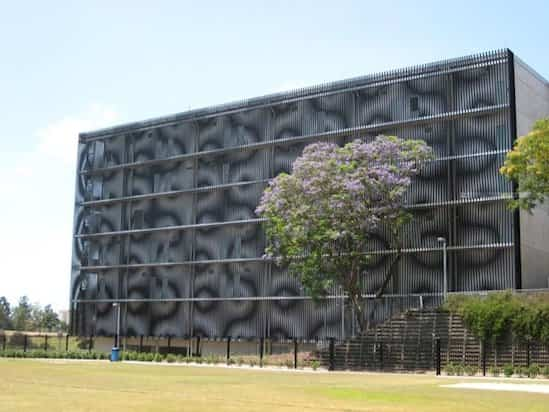 fachadas de edificios Girls Grammar School