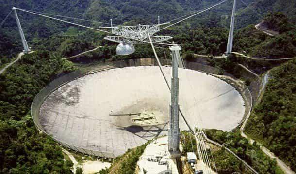 Telescopio más alto