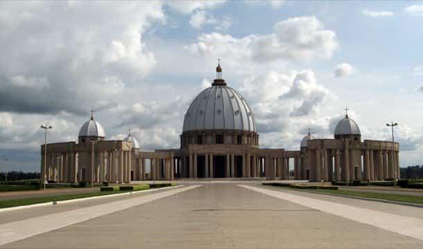 Basílica nuestra señora de la paz