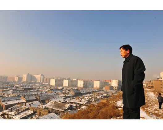 Festival de Arquitectura 2015 de Rotterdam - the chinese mayor