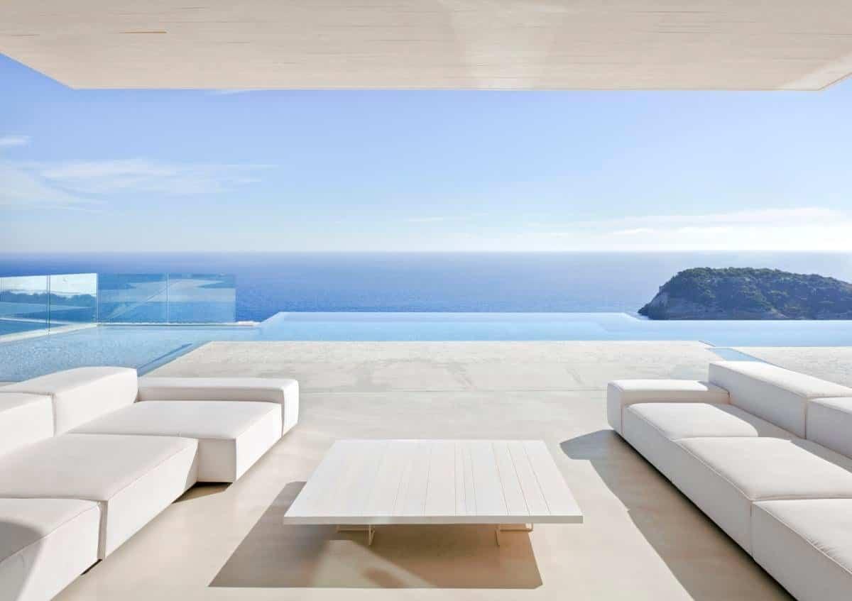 Casa Sardinera vistas al mar