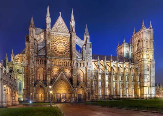 monumentos históricos - abadia de westminster