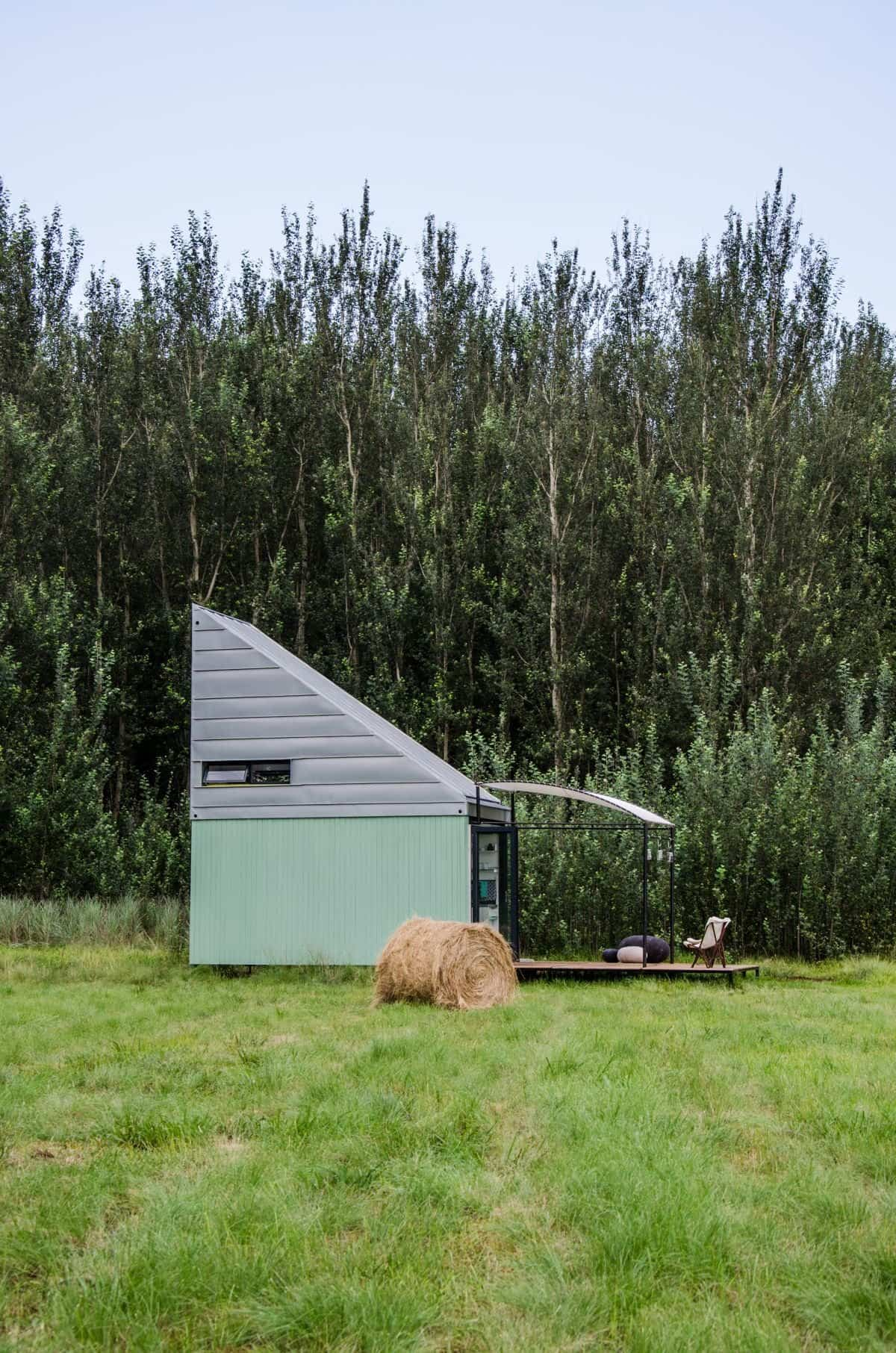 Pop iDladla casa compacta y modular