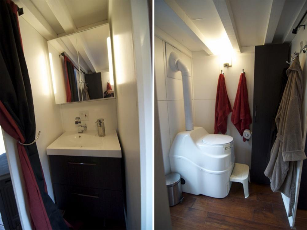 casa de sus sueños Andrew y Gabriela Morrison - baño completo
