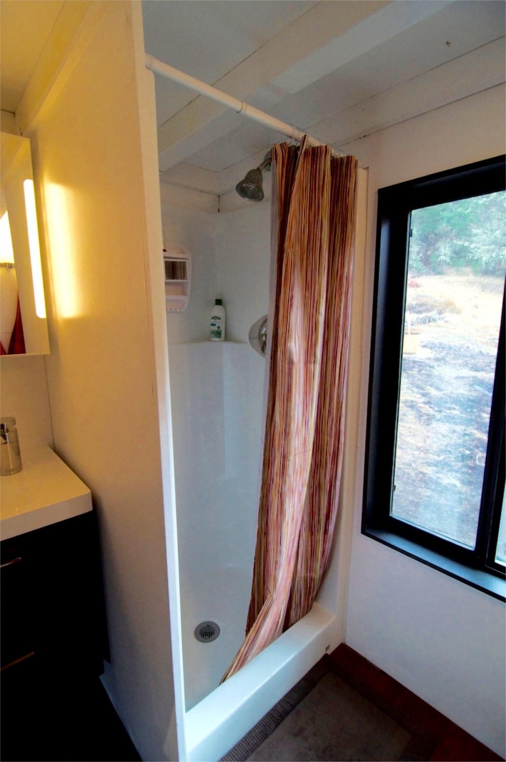 casa de sus sueños Andrew y Gabriela Morrison - ducha