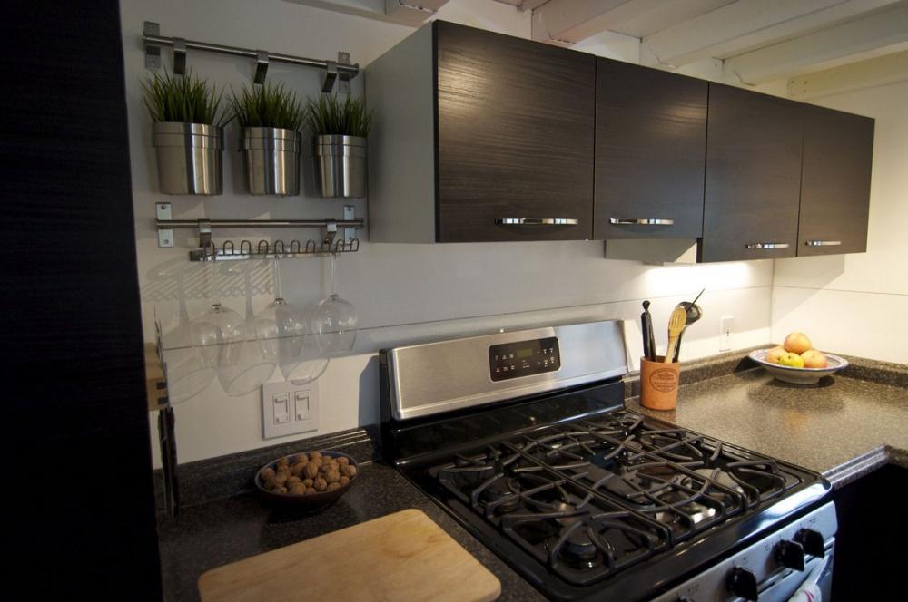 casa de sus sueños Andrew y Gabriela Morrison - electrodomésticos de la cocina