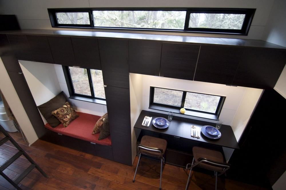 casa de sus sueños Andrew y Gabriela Morrison - espacio de ocio