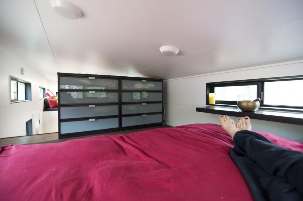 casa de sus sueños Andrew y Gabriela Morrison - dormitorio