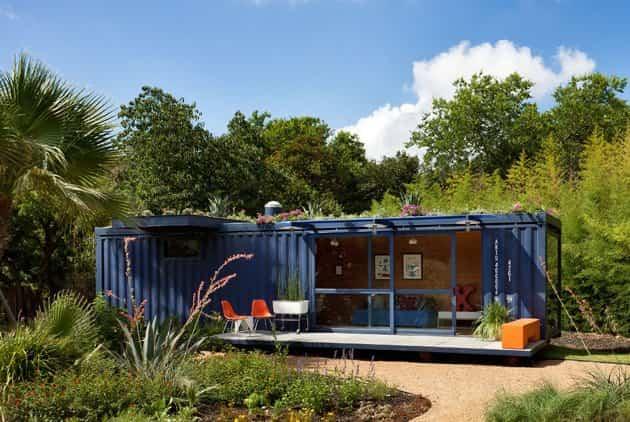 Contenedores reciclados - Container Guest