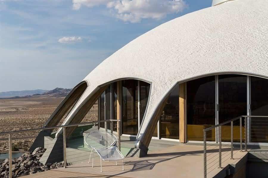 Casa Volcán amplia en pleno desierto