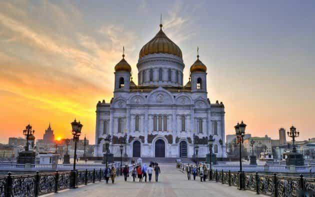 monumentos históricos - catedral de cristo salvador