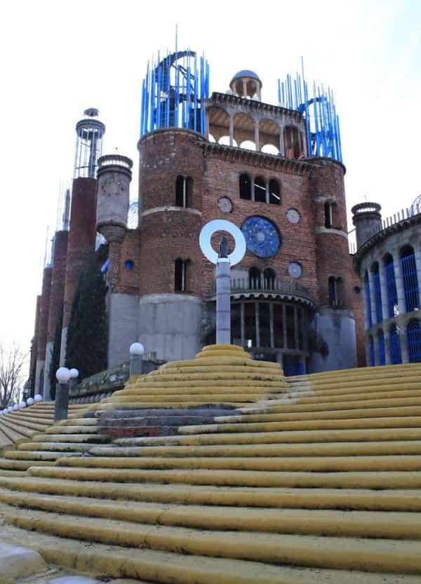 Catedral de Justo vista desde juera