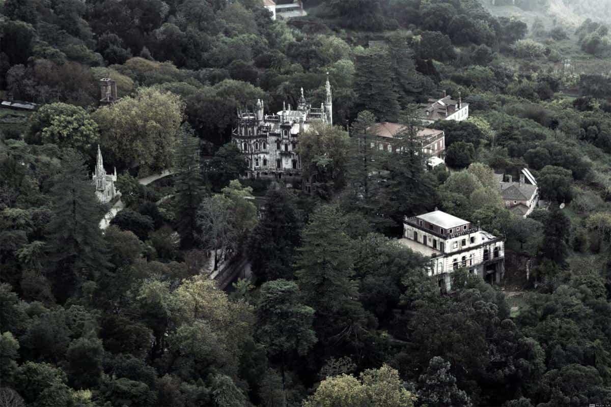 Edificios increíbles - Palacio Quinta Regaleira