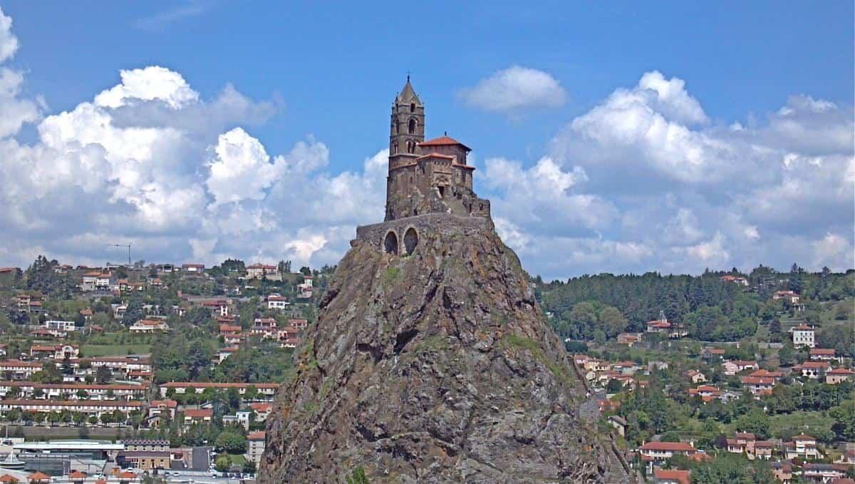 Edificios increíbles - Le Puy-en-Velay