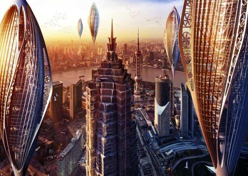futuro de la arquitectura - Hydrogenase Algae Farm