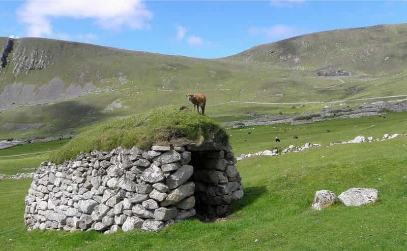 Los lugares abandonados más bellos - Hirta Escocia