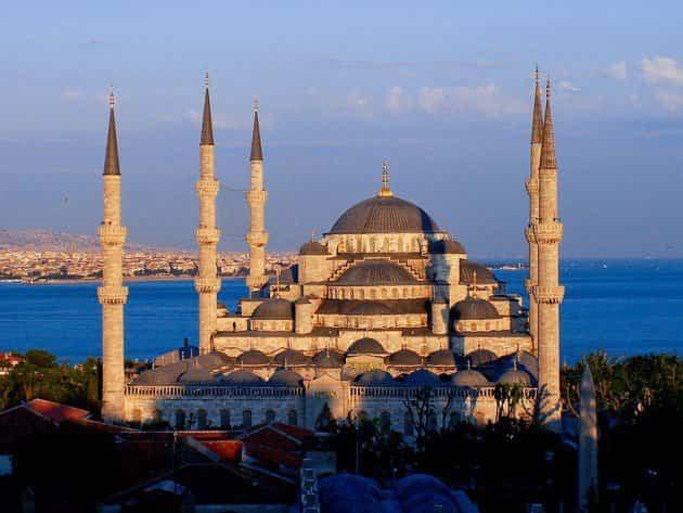 monumentos históricos- mezquita azul