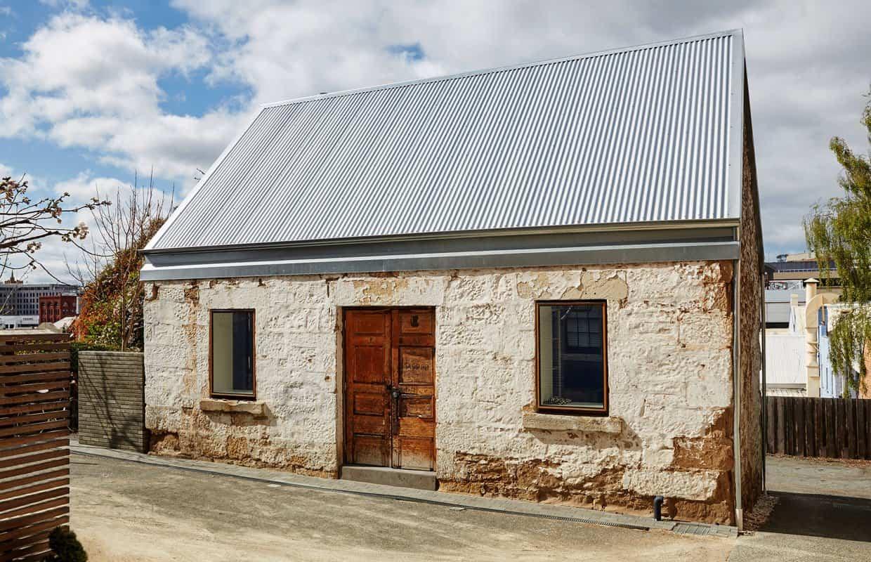 reforma edificios viejos - viejo establo