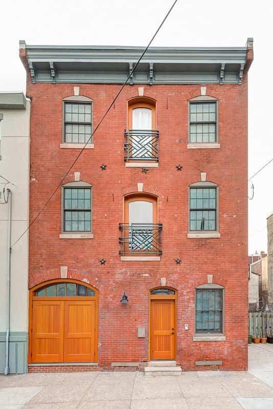 reforma edificios viejos - fábrica 1880