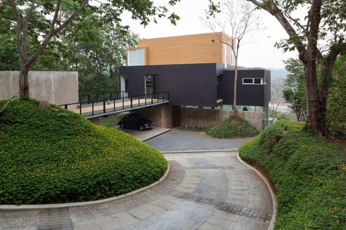 Residencia Mi3 - Casa de dos pisos