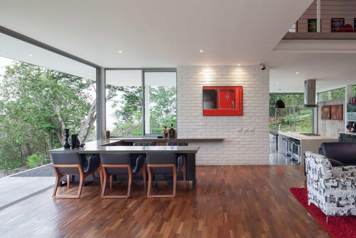Residencia Mi3 - salón