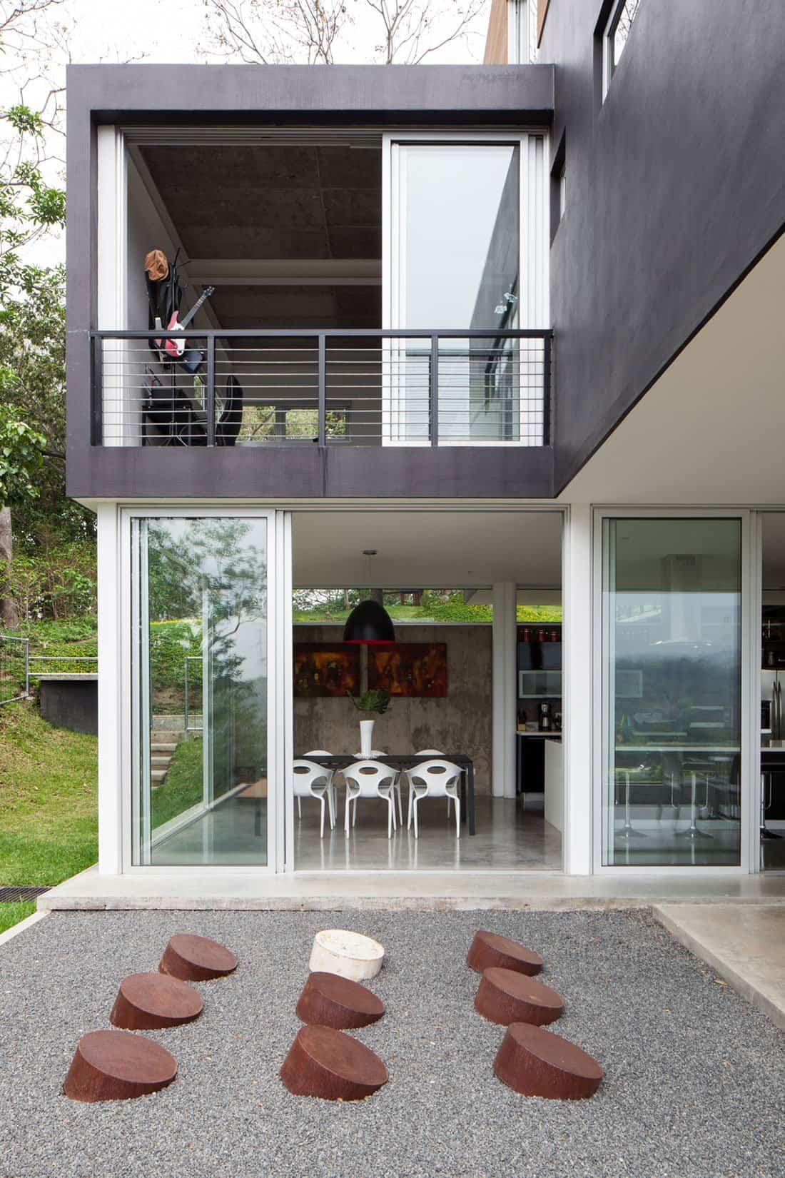 Residencia Mi3 - habitaciones segunda planta