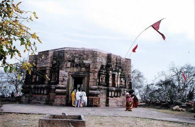monumentos históricos - templo mundeshwari