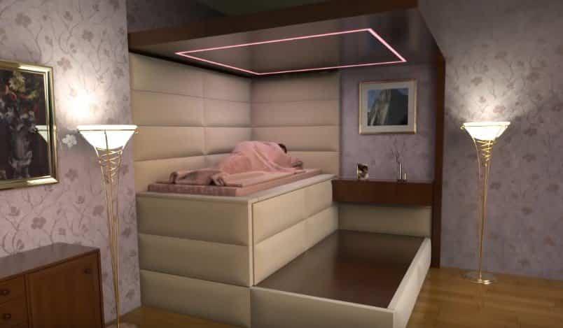 Camas que nos pueden salvar la vida - cama individual cofre