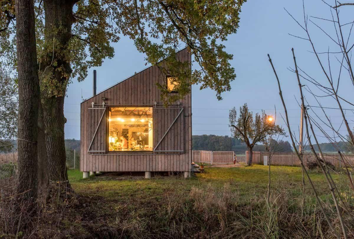 Casa de madera Zilvar eficiencia energética