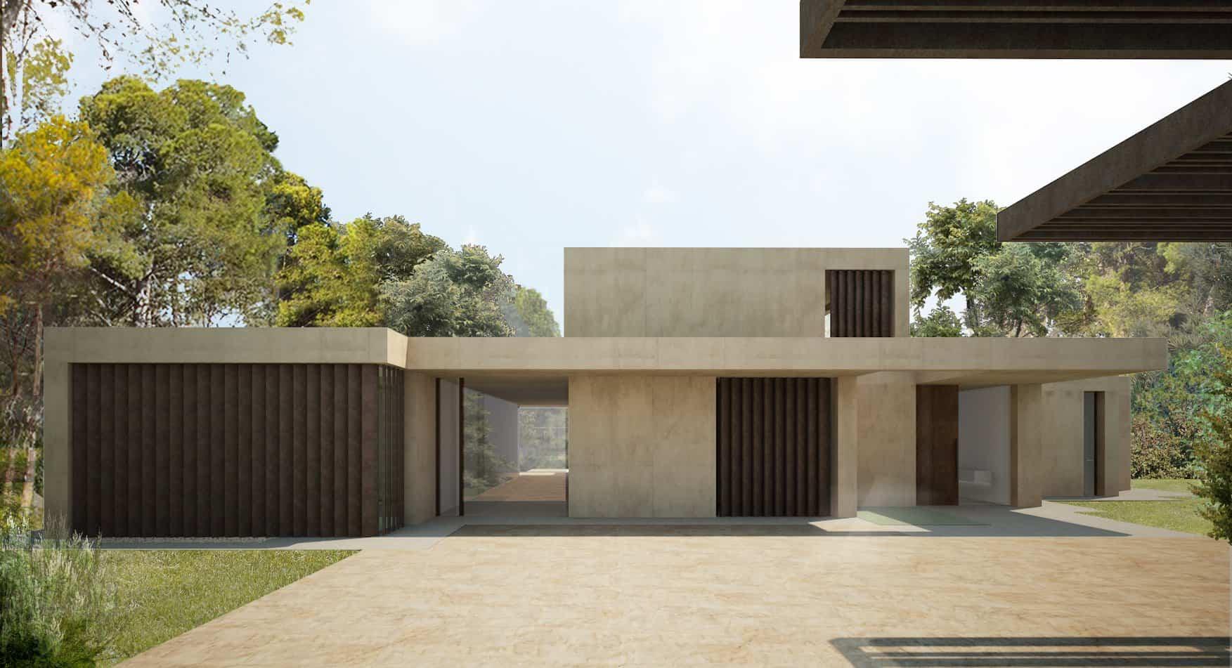 Casa en la Pinada 2015 Arquitecto Ramon Esteve 1