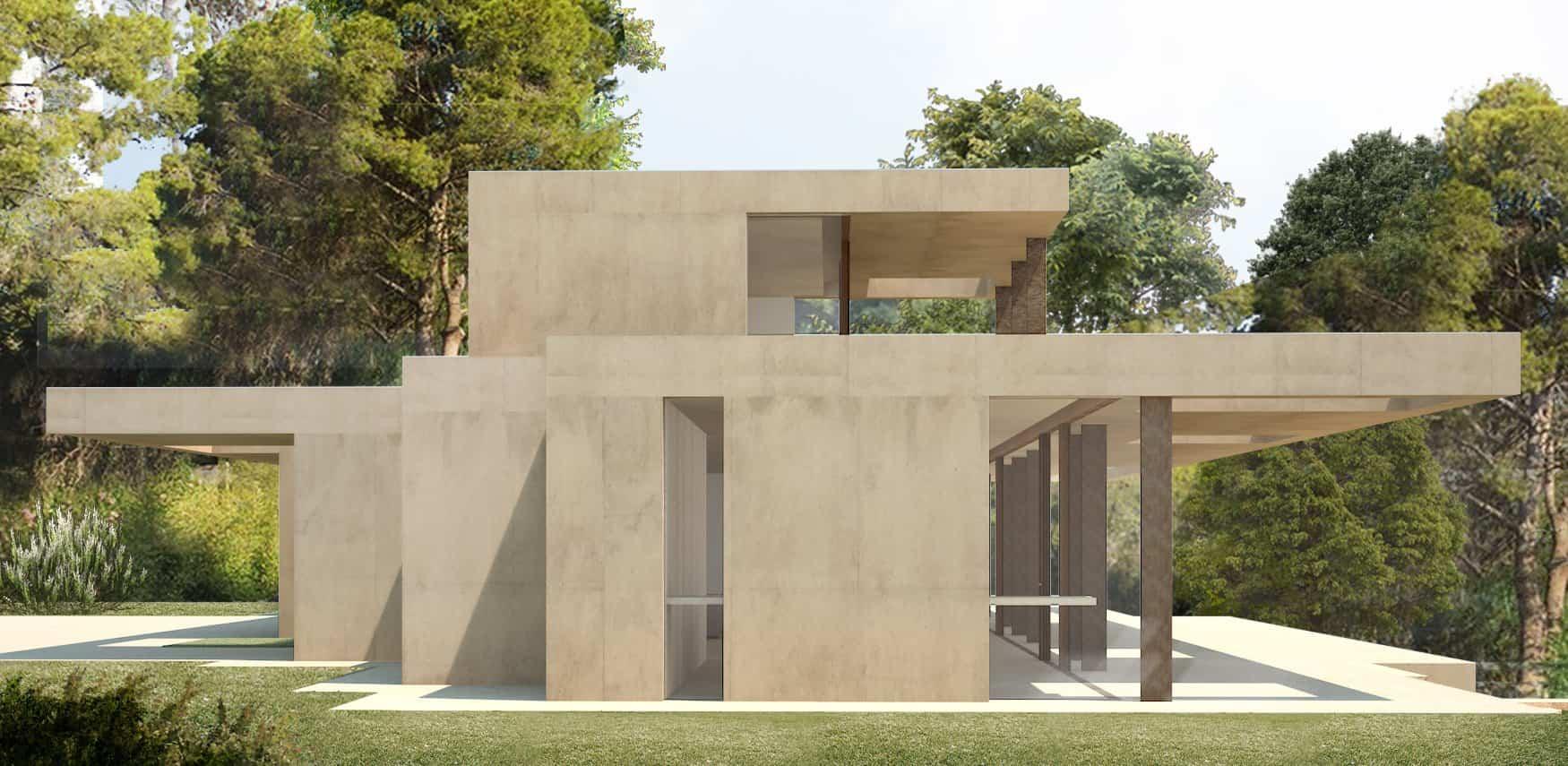 Casa en la Pinada 2015 Arquitecto Ramon Esteve 3