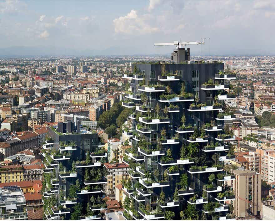 La Tour des Cedres absorberá el CO2