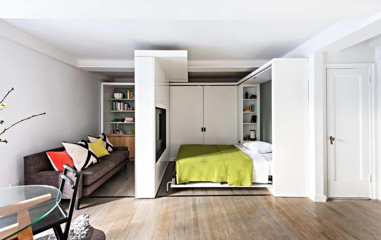 apartamento 5 en 1 dormitorio