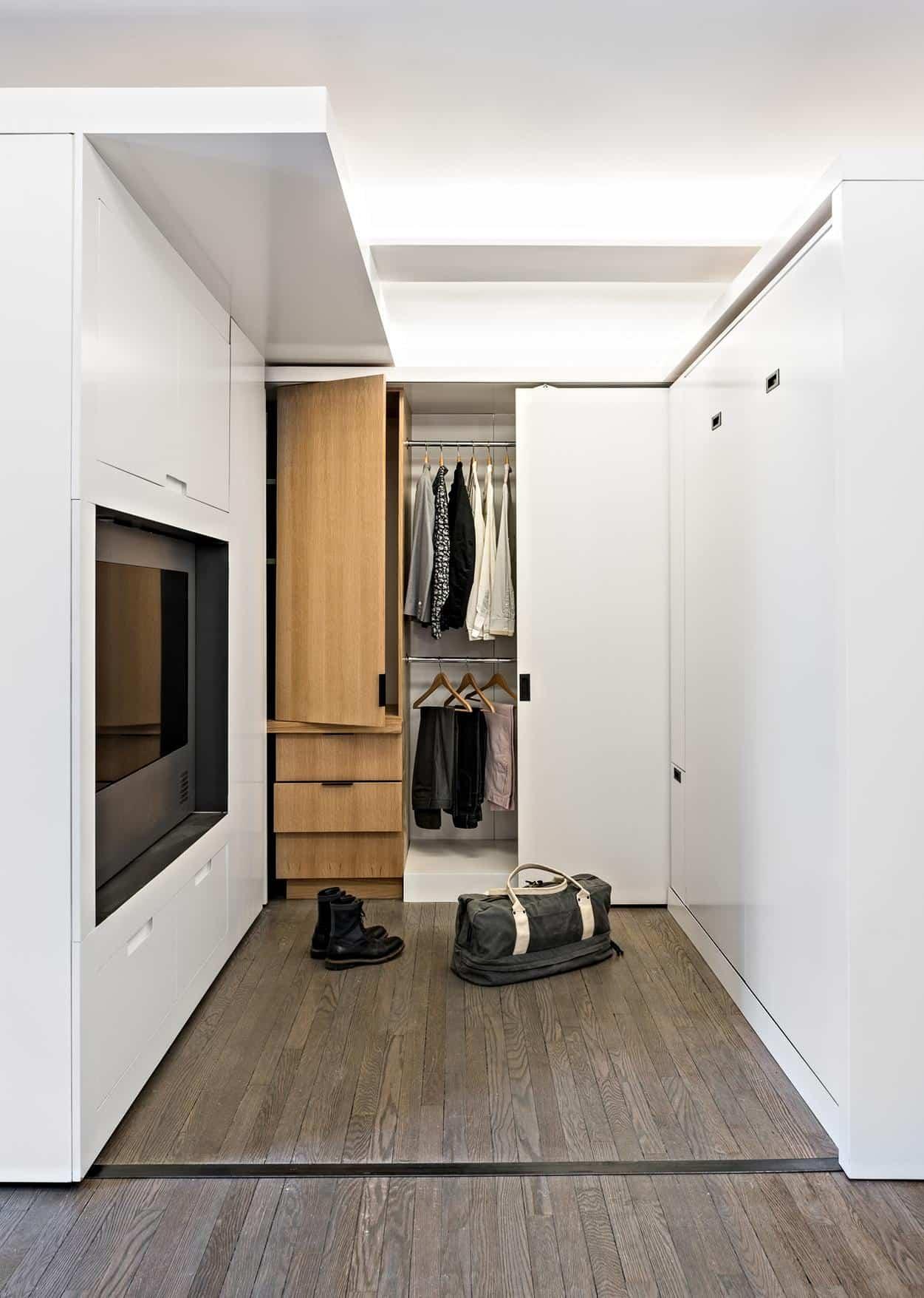 apartamento 5 en 1 vestidor