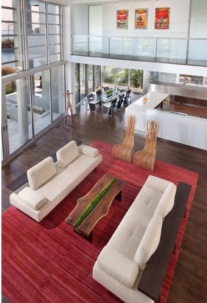 elementos naturales con los que decorar nuestro hogar - mesa natural