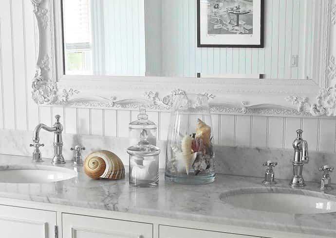 elementos naturales con los que decorar nuestro hogar - caracolas marinas