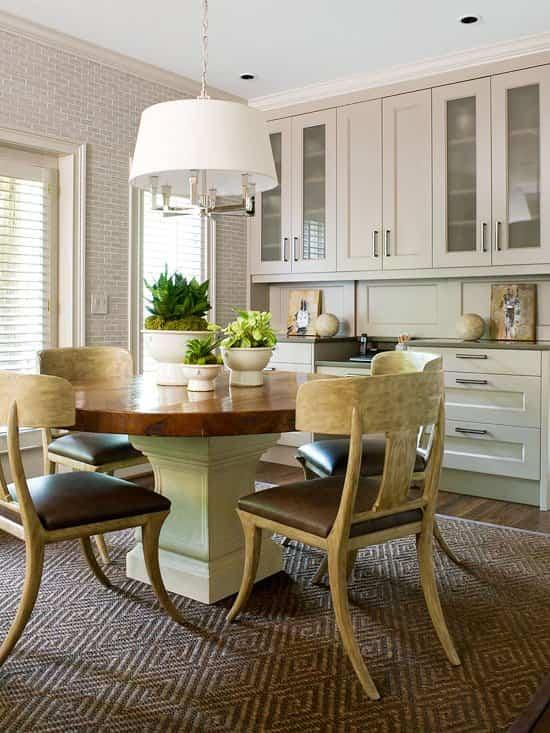 elementos naturales con los que decorar nuestro hogar - macetas naturales