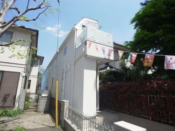 moderna casa japonesa formada por un nico pasillo
